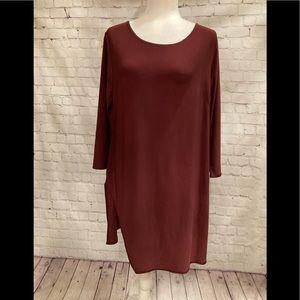 Tunic Dress Woman's size L
